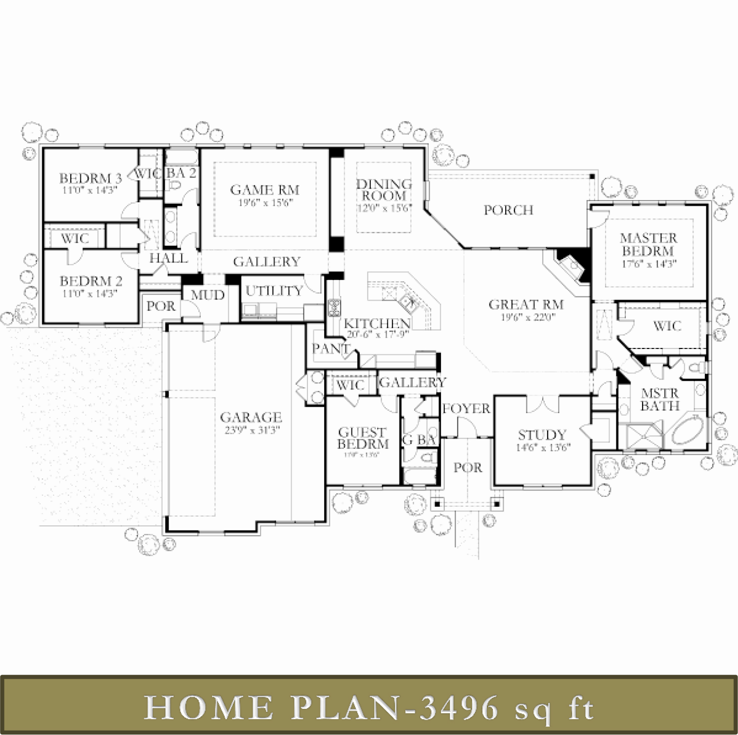3000 3500 Sq Ft Homes Custom Home Builders Glazier