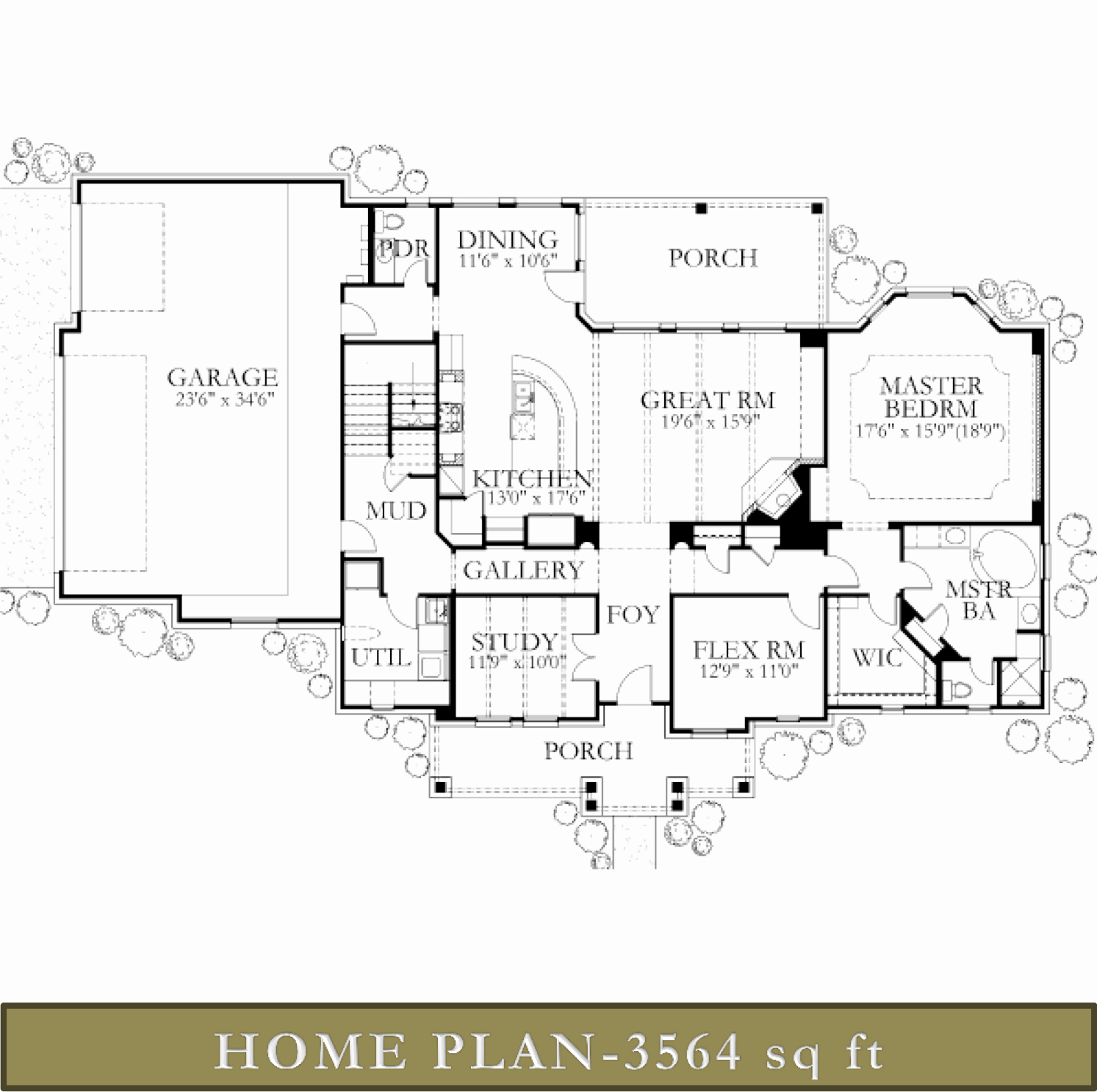 House Plans 3500 To 4000 Sq Ft Numberedtype