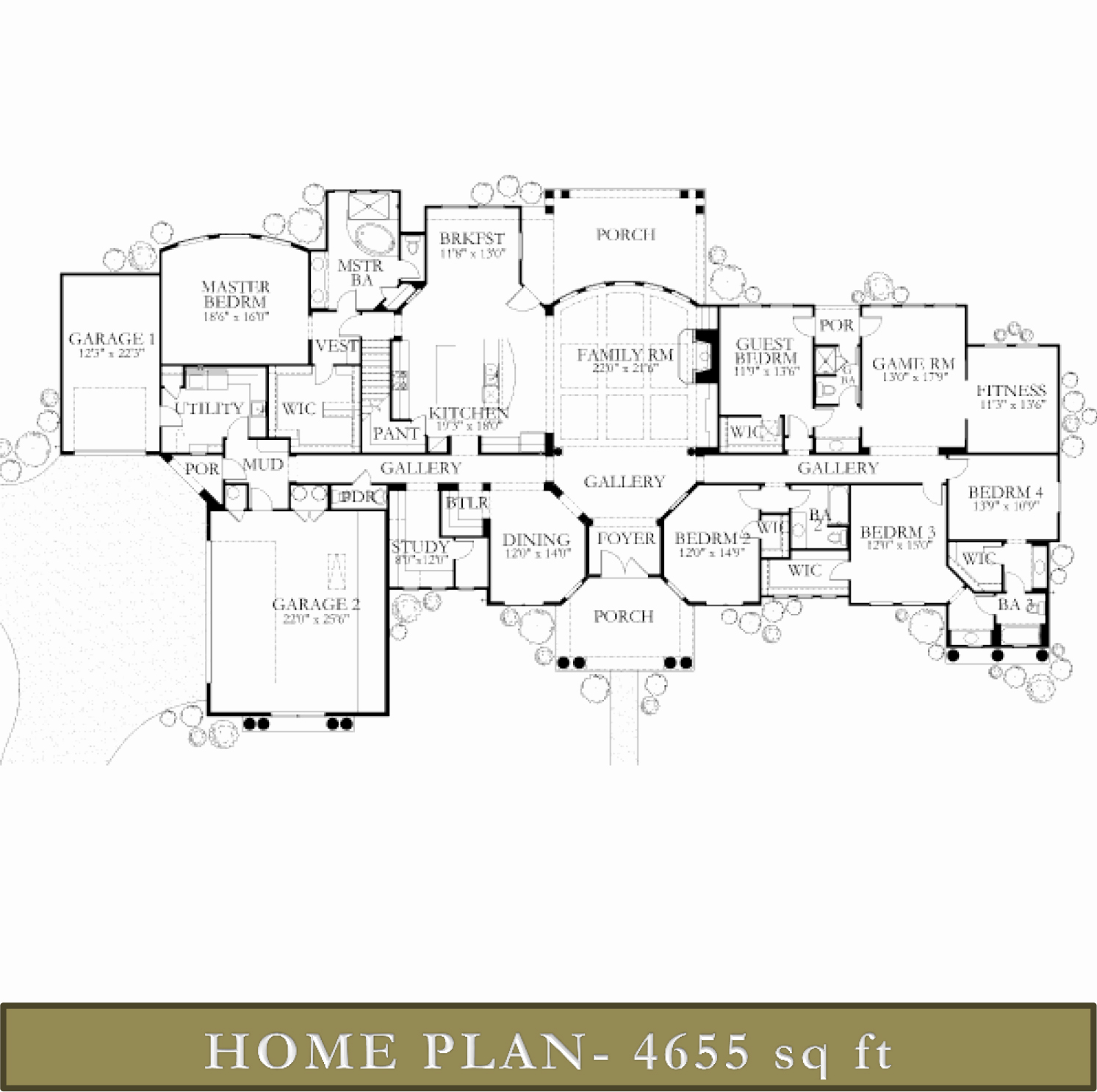 4500 5000 Sq Ft Homes Custom Home Builders Glazier