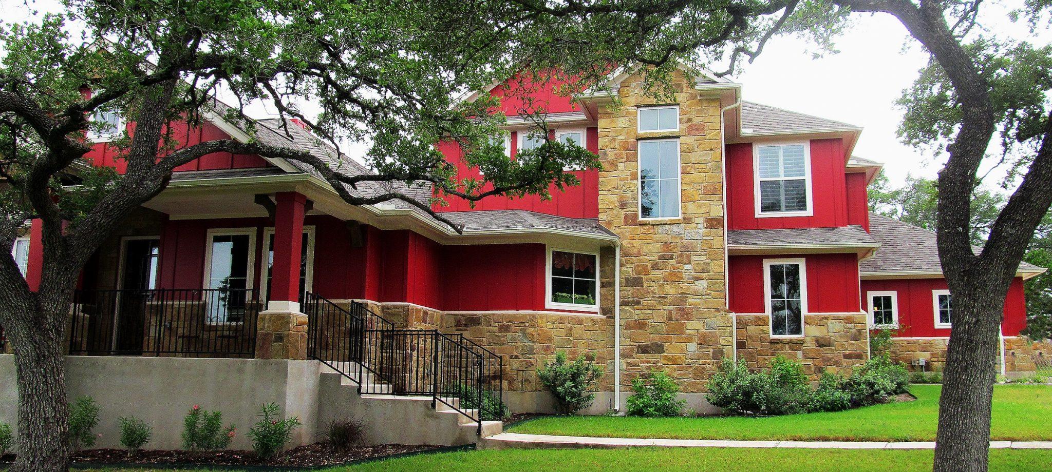 Custom home builders glazier homes georgetown liberty for Liberty hill custom home builders