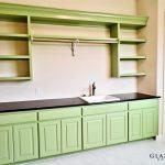 Green laundry Room - Copy